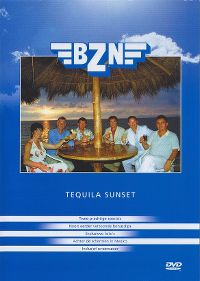 Cover BZN - Tequila Sunset [DVD]